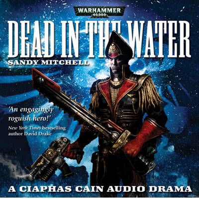 Dead in the Water by Sandy Mitchel AudioBook CD