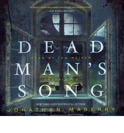 Dead Man's Song by Jonathan Maberry Audio Book CD