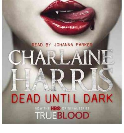 Dead Until Dark by Charlaine Harris Audio Book CD