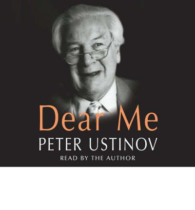 Dear Me by Peter Ustinov AudioBook CD