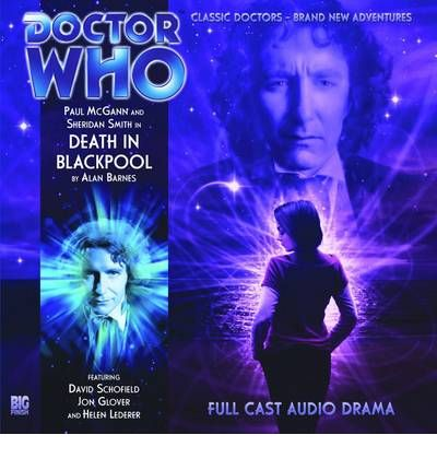 Death in Blackpool by Alan Barnes AudioBook CD