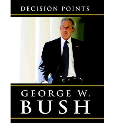 Decision Points by George W Bush AudioBook CD