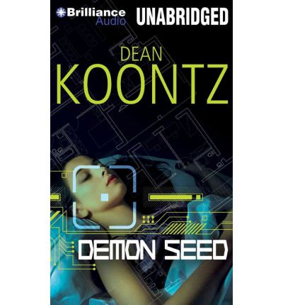 Demon Seed by Dean R Koontz Audio Book CD