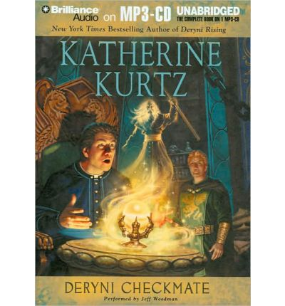 Deryni Checkmate by Katherine Kurtz Audio Book Mp3-CD