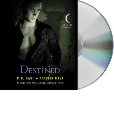 Destined by P C Cast Audio Book CD