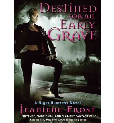 Destined for an Early Grave by Jeaniene Frost Audio Book CD