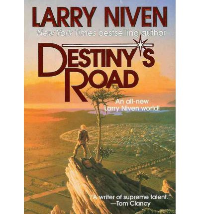 Destiny's Road by Larry Niven Audio Book CD