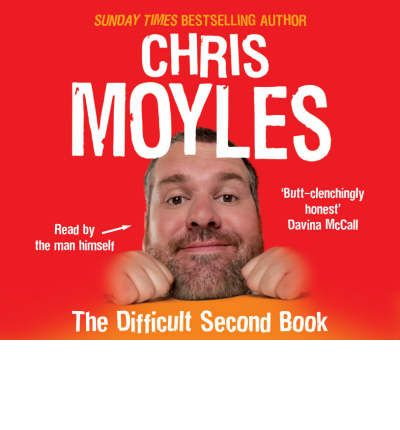 Difficult Second Book by Chris Moyles AudioBook CD