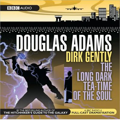 Dirk Gently by Douglas Adams Audio Book CD