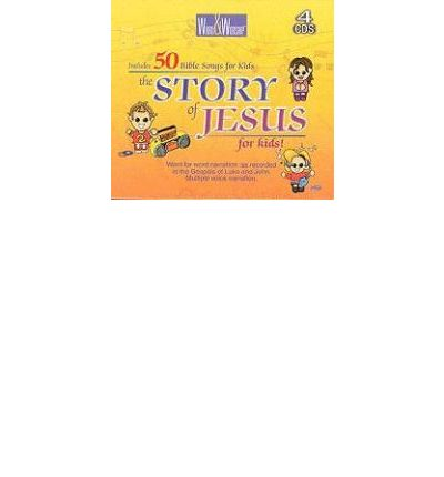 Disc-CEV Story of Jesus for Kids (4 CD) by Multiple Voices AudioBook CD