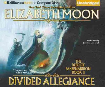 Divided Allegiance by Elizabeth Moon Audio Book CD