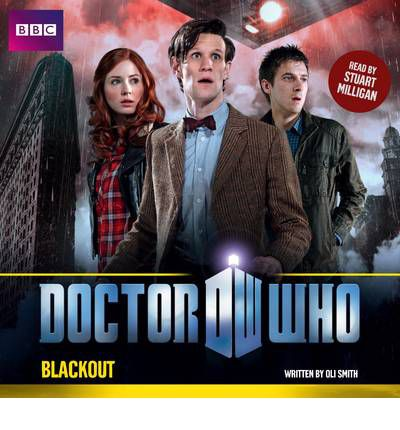 Doctor Who: Blackout by  AudioBook CD