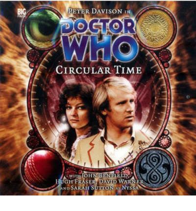 Doctor Who: Circular Time v.91 by Mathew Sweet AudioBook CD