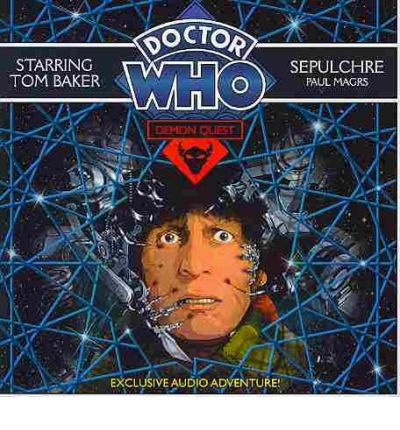 Doctor Who: Demon Quest: Sepulchre v. 5 by Paul Magrs AudioBook CD