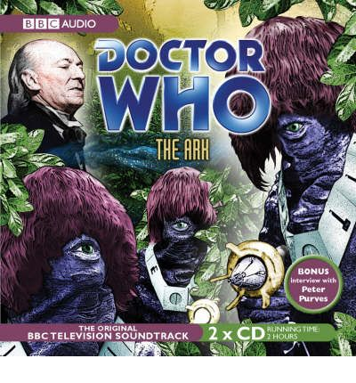 Doctor Who, the Ark by  AudioBook CD