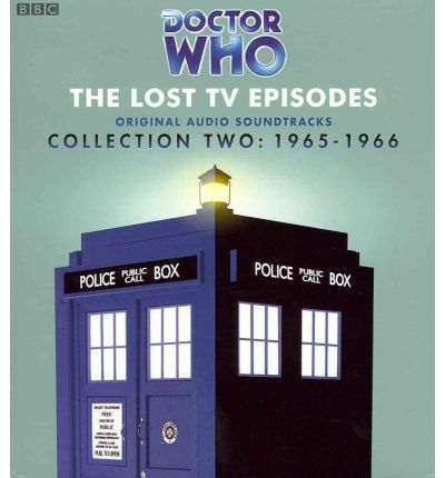Doctor Who: The Lost TV Episodes Collection: (1965-1966) No. 2 by AudioGo AudioBook CD