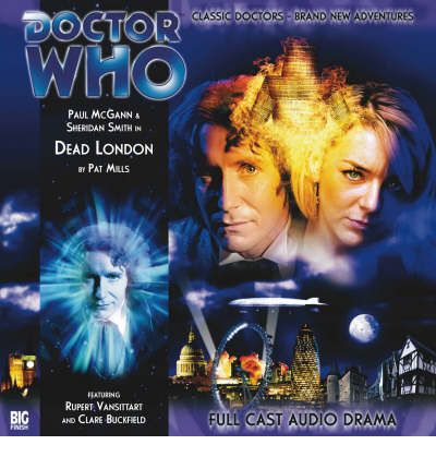 Doctor Who by Pat Mills Audio Book CD