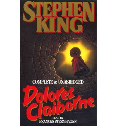 Dolores Claiborne by Stephen King AudioBook CD