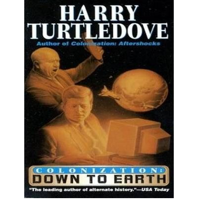 Down to Earth by Harry Turtledove Audio Book CD