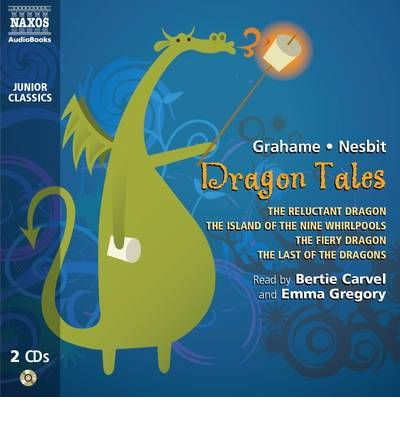 Dragon Tales by Kenneth Grahame AudioBook CD