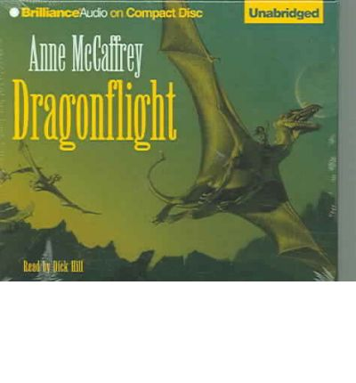 Dragonflight by Anne McCaffrey AudioBook CD