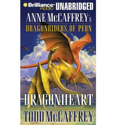 Dragonheart by Todd J McCaffrey AudioBook CD