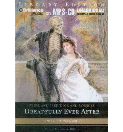Dreadfully Ever After by Steve Hockensmith Audio Book Mp3-CD