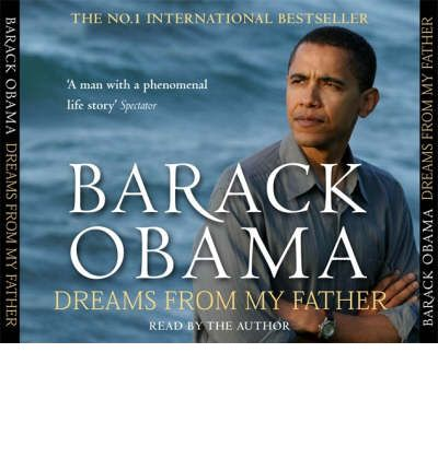 Dreams from My Father by President Barack Obama AudioBook CD