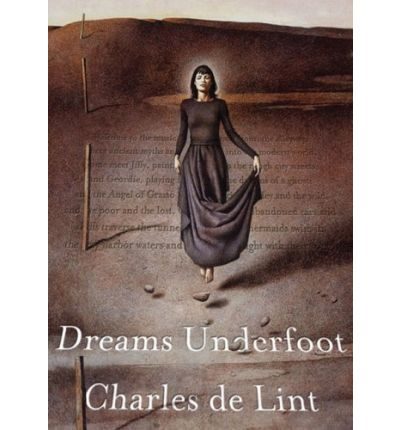 Dreams Underfoot by Charles de Lint Audio Book Mp3-CD