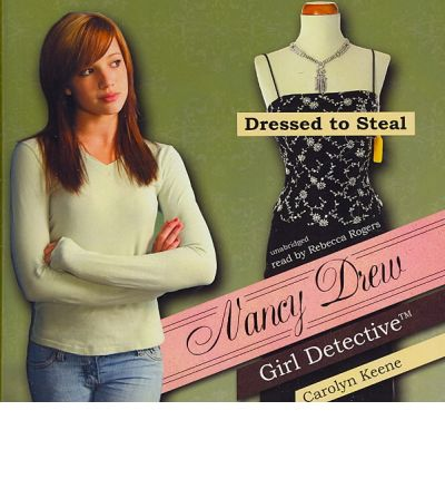 Dressed to Steal by Carolyn Keene AudioBook CD