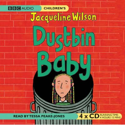 Dustbin Baby by Jacqueline Wilson AudioBook CD