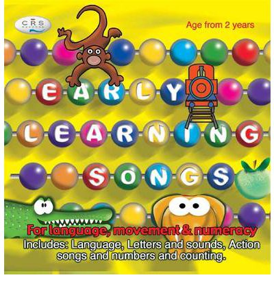 Early Learning Songs by  AudioBook CD