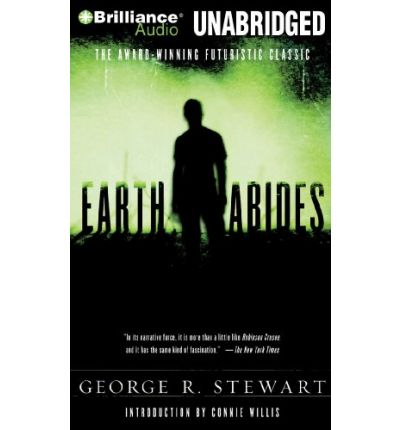 Earth Abides by George R Stewart AudioBook Mp3-CD