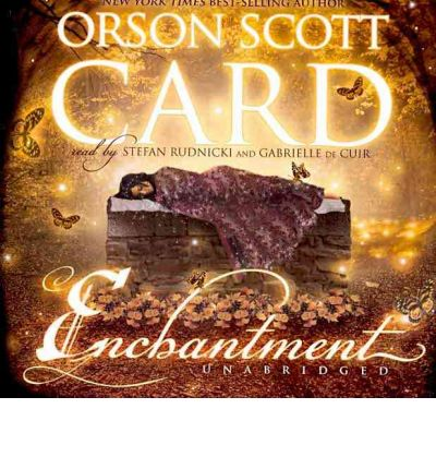 Enchantment by Orson Scott Card AudioBook CD
