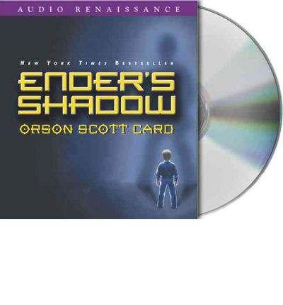 Ender's Shadow by Orson Scott Card AudioBook CD
