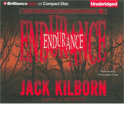 Endurance by Jack Kilborn Audio Book CD