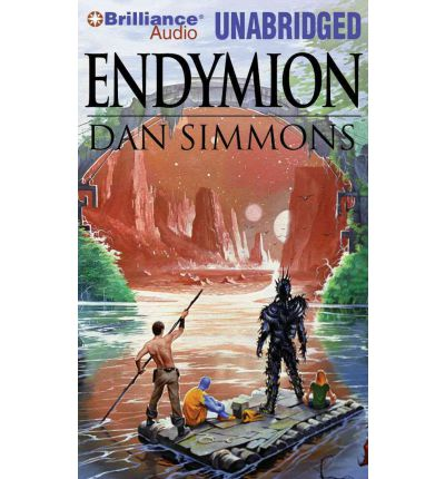 Endymion by Dan Simmons AudioBook CD