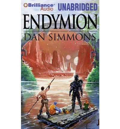 Endymion by Dan Simmons AudioBook Mp3-CD
