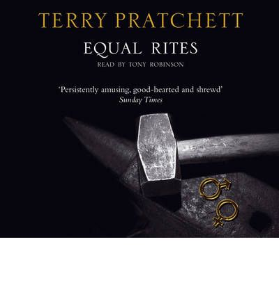 Equal Rites by Terry Pratchett Audio Book CD
