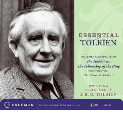 Essential Tolkien by J R R Tolkien AudioBook CD