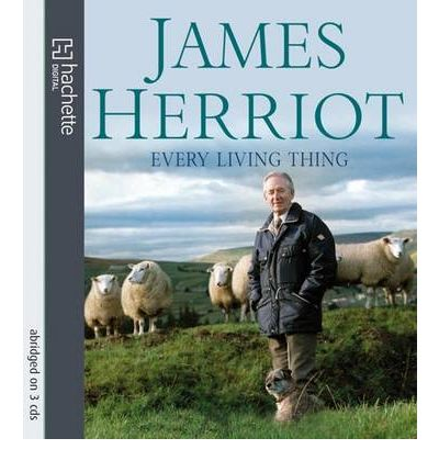 Every Living Thing by James Herriot AudioBook CD
