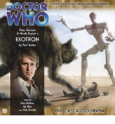 Exotron by Paul Sutton AudioBook CD