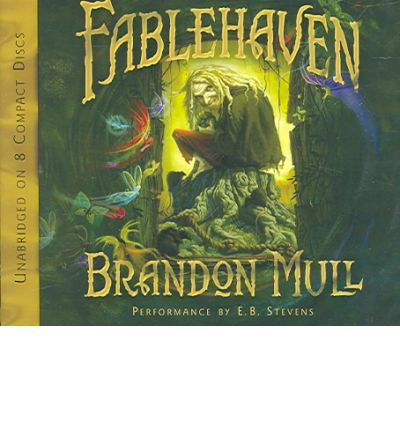 Fablehaven by Brandon Mull Audio Book CD