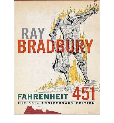 Fahrenheit 451 by Ray Bradbury Audio Book CD