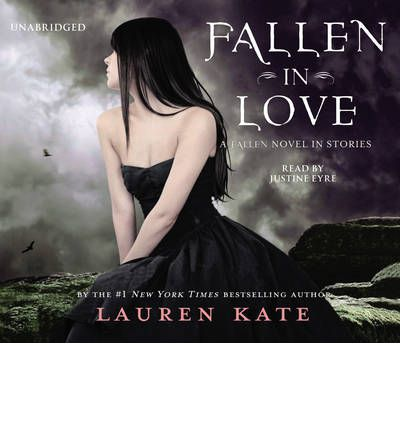 Fallen in Love by Lauren Kate Audio Book CD