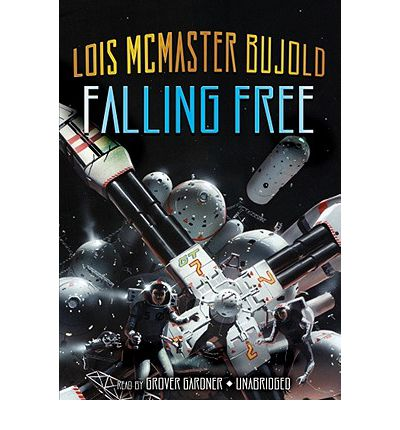 Falling Free by Lois McMaster Bujold Audio Book CD