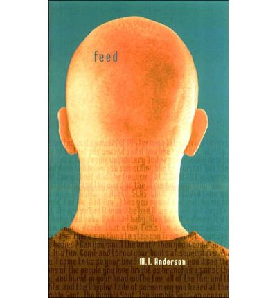 Feed by M T Anderson Audio Book CD