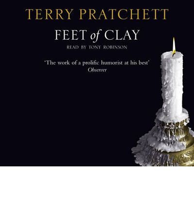 Feet of Clay by Terry Pratchett Audio Book CD