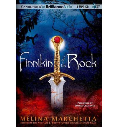 Finnikin of the Rock by Melina Marchetta Audio Book Mp3-CD