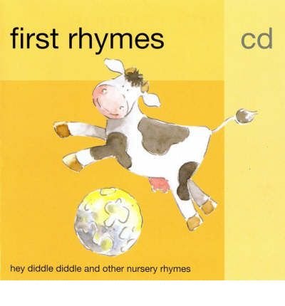 First Rhymes by  AudioBook CD